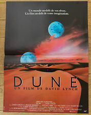 Affiche de cinéma : DUNE de DAVID LYNCH