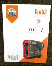 New in Box Bushnell Pro X2 Rangefinder with Slope Switch Technology 201740
