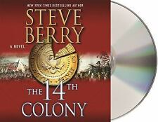 The 14th Colony by Steve Berry (2016, CD)