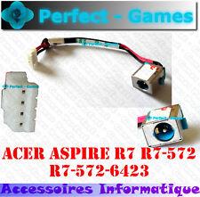 Connecteur alimentation DC power Jack cable connector ACER ASPIRE R7-572-6423