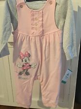 Baby Girl 2 Piece Outfit Age 6-9 Months
