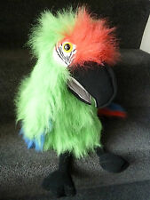 """Puppet Company Macaw Parrot Large Squawking Hand Puppet. approx 23"""""""