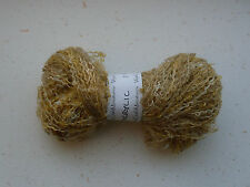 Haberdashery Supplies ~ SAND ~ 10g x 1 Ply Boucle Wool