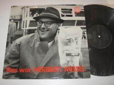 LP/DAS WAR HERIBERT MEISEL/amadeo AVRS 13009 MEGARAR