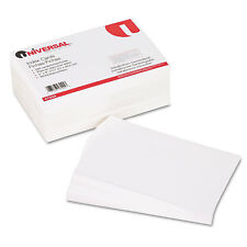 """""""Universal Unruled Index Cards, 5 X 8, White, 500/pack"""""""