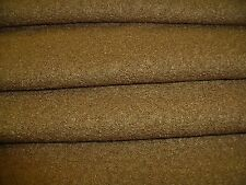 BOILED WOOL -CAMEL-COATING FABRIC -FREE P+P