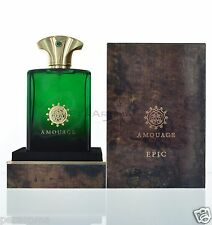 Epic by Amouage for Men  Eau De Parfum 3.4 OZ 100 ML Spray for Men