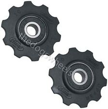 BBB Jockey Pulley Wheels 10T Shimano 7/8 Campagnola 8/9/10 speed Bicycle MTB