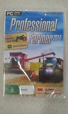 Professional Farmer 2014 PC Game Brand New and Sealed