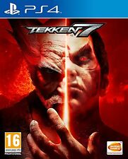Tekken 7 (PS4) PAL. Physical Game. Date of Release 02/06/2017 NEW GAME