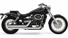 Cobra Exhaust Chrome Street Rod Slashdown Honda Shadow Spirit 750 - 1924