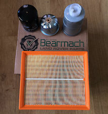 BEARMACH LAND ROVER DISCOVERY TD5 SERVICE KIT, OIL,AIR & FUEL FILTERS BK14