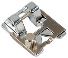 Braiding Presser Foot for Automatic Sewing Machines. Attach Trim, Yarn, Ribbon