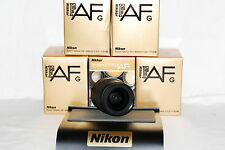 MINT Boxed Nikon Zoom-Nikkor AF-G 28-80 Lens with Warranty, For larger DSLRs