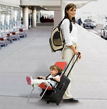 Ride on Carry on Infant/Child FoldableTravel Seat