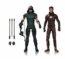 DC Collectibles TV: Arrow & The Flash Action Figure 2 Pack