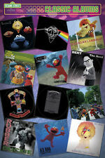 TELEVISION POSTER Sesame Street Classic Albums