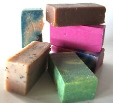 Artisan Soap Lovers Sampler 4 Ugly Ends Crystal Healing