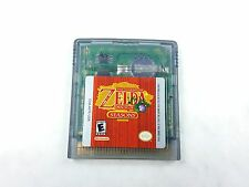 Legend of Zelda Oracle of Seasons Nintendo Game Boy Color 2001
