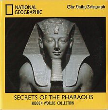 NATIONAL GEOGRAPHIC = SECRETS OF THE PHARAOHS  = PROMO VGC