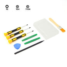 9x Torx T8 T6 T10 Screwdriver Set for Xbox One Xbox 360  PS3 PS4 Prying Tool Kit