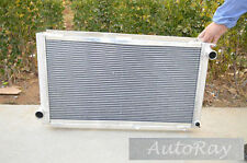 Full Aluminum Radiator for Subaru Impreza WRX STI GC8 92-00 Manual 2 Rows