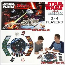 New RISK The STAR WARS EDITION Board Game Galactic Empire Vs Rebel Alliance