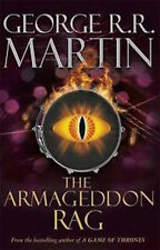 GEORGE R R MARTIN __ THE ARMAGEDDON RAG ___ BRAND NEW __ FREEPOST UK