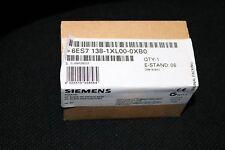 Siemens Simatic ET200L SC 6ES7 138-1XL00-0XB0  6ES7138-1XL00-0XB0 INTERFACE