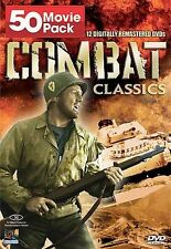 Combat Classics - 50 Movie Pack: The Big Lift - British Intelligence - Go for Br
