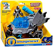 FISHER PRICE IMAGINEXT_Justice League Collection__CYBORG figure & Mech_Exclusive