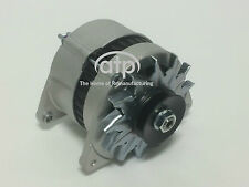 NEW CANAL BOAT ALTERNATOR HIGH OUTPUT 75 AMP A127 TYPE DUAL TERMINATION