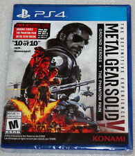 Metal Gear Solid V: The Definitive Experience - PS4 Playstation 4 - NEW & SEALED
