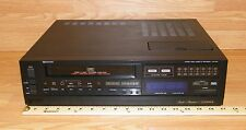 FOR REPAIR Vintage Studio Fisher (FVH-830) 4 Head Stereo Video Cassette Recorder