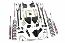 "Ford F250 Super Duty 6"" 4-Link Suspension Lift Kit (Diesel) 2011-2014 4WD"