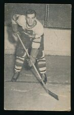 1952-53 St Lawrence Sales (QSHL) #24 ANDRE CORRIVEAU (Valleyfield) -Canadiens