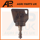 NEW JCB 3CX Ignition Key for Switch Starter JCB Parts Digger Plant Keys