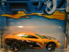 2001 MODEL SERIES N° 63 DODGE CHARGER ANIME SERIES 1/64 HOT WHEELS IMPORT US
