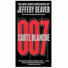 Carte Blanche: The New James Bond Novel (007 James Bond), Jeffery Deaver, 145162