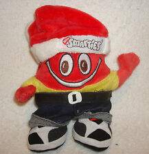 Nestle SMARTIES Plush Doll Coin Purse Red with Hat Chocolate Candy Advertisement