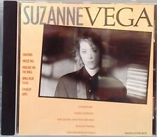 "Suzanne Vega - Suzanne Vega (CD 1993) Features ""Marlene On The Wall"""