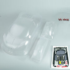 RC Model 1:10 PC BODY SHEL 215mm Transparent PC201406 for BUGATTI VEYRON