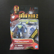 MARVEL AVENGERS IRONMAN 2 DEEP DIVE ARMOUR ACTION FIGURE BOXED