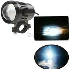 U2 CREE LED Head Spot Light For Harley Road King Classic FLHRC FLHR Fatboy FLSTF