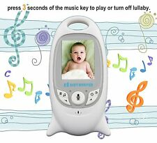 """Baby Monitor 2.0"""" Bambino Control Telecamera Visione Notturna Videosorveglianza"""
