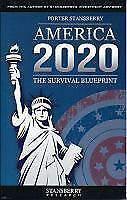 America 2020 Survival Blueprint Porter Stansberry Research 2015 (Hardcover Book)