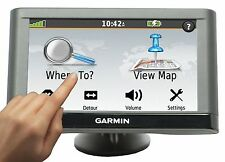 NEW Garmin Nuvi 52LM Vehicle GPS with Lifetime Map Updates