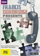 Francis Durbridge Presents... Volume 1 NEW R4 DVD