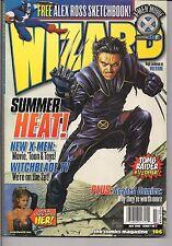 WIZARD 106 JULY 2000 1/2 WOLVERINE HUGH JACKMAN ~ WITCHBLADE TV ~ X-MEN FILM