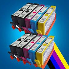 10 ink Cartridge for HP 364XL Deskjet 3070A 3520 3522 3524 Officejet 4610 4620